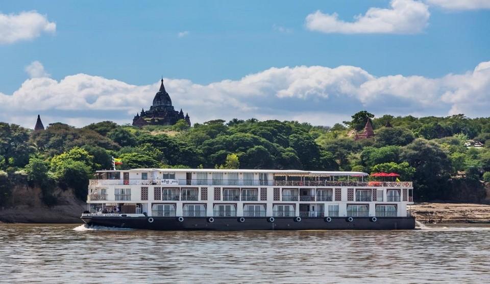 Irrawaddy Kreuzfahrt