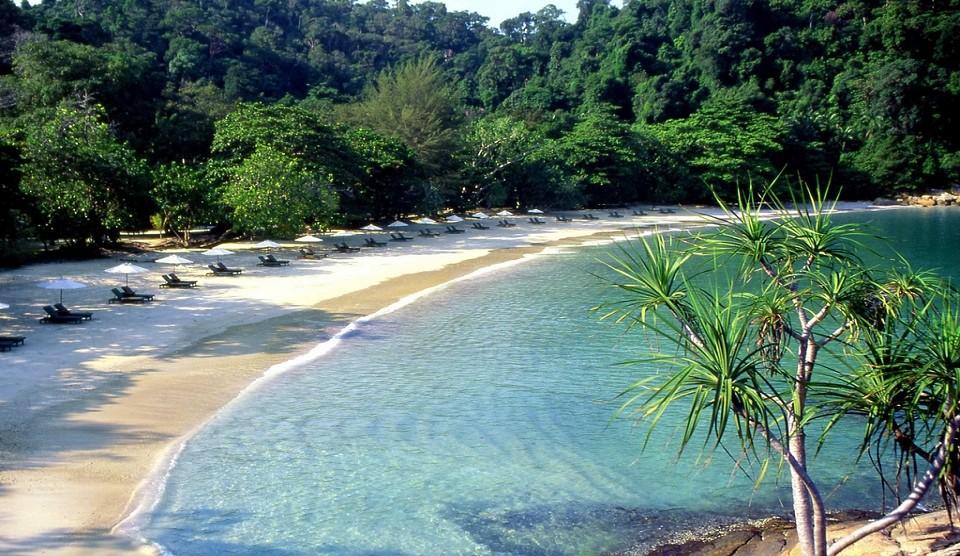 Malaysia Badeferien