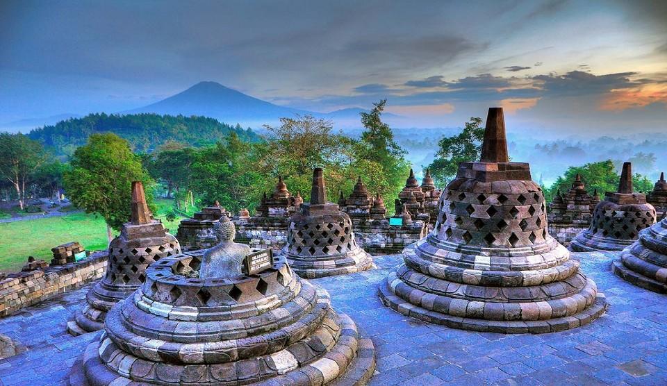 Indonesien Rundreise