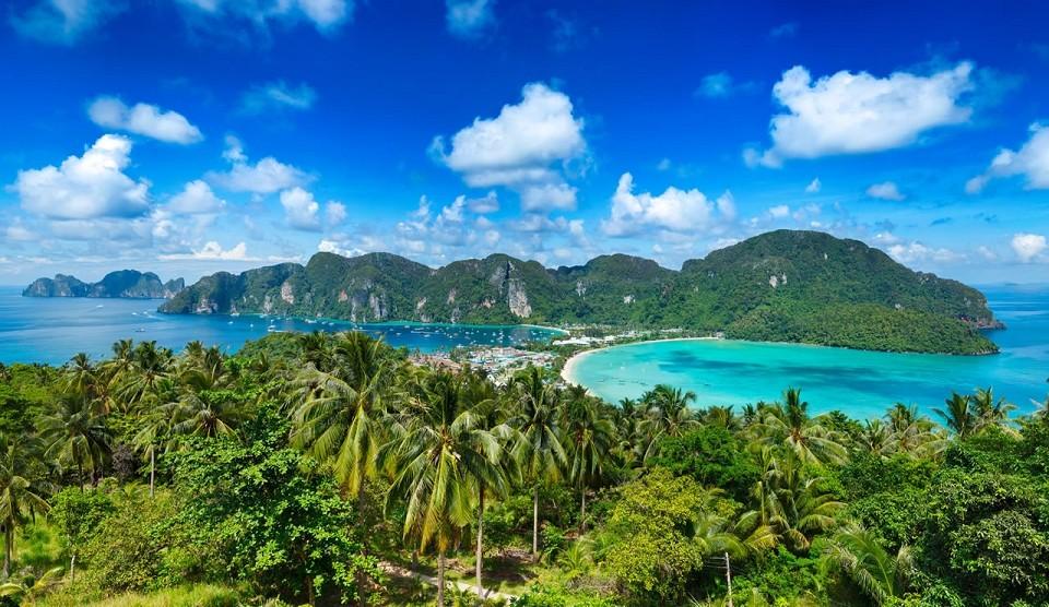 Tauchen Koh Phi Phi