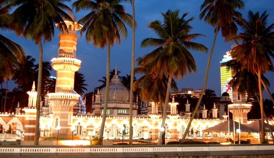 Kualal Lumpur Reisen