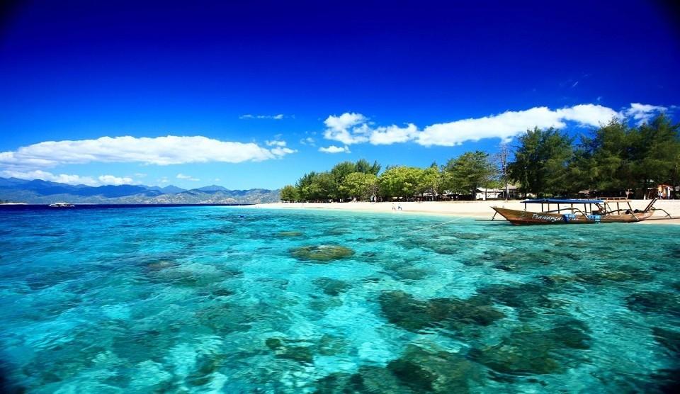 Lombok Badeferien