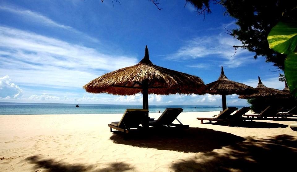 Phan Thiet Strand