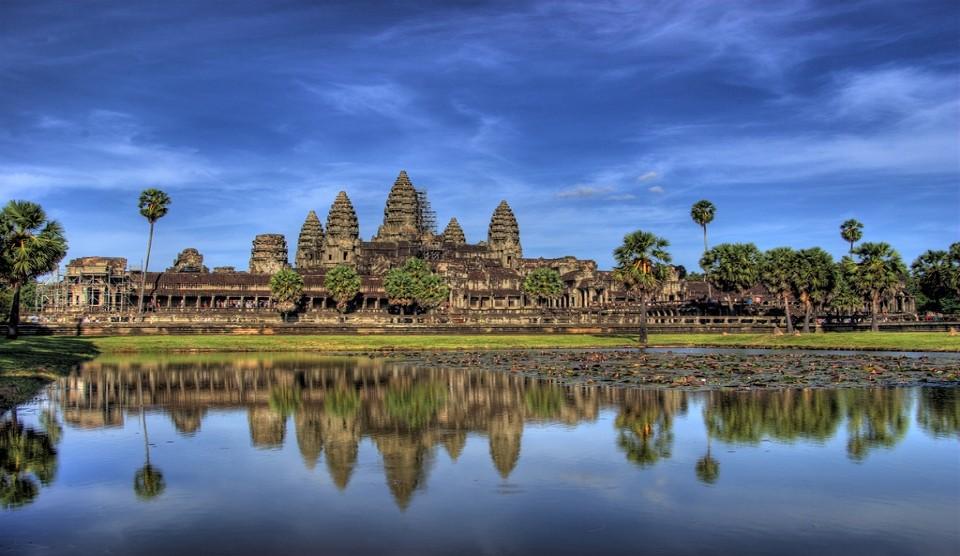 Angkor Rundreisen