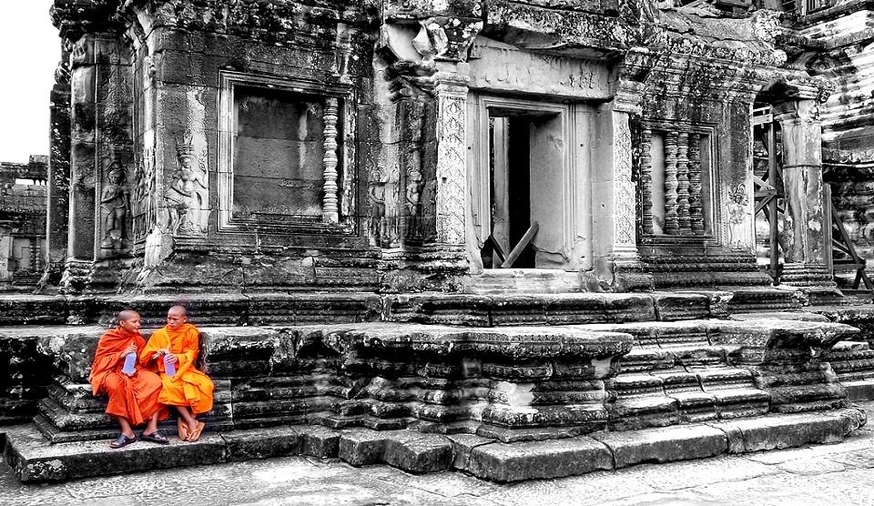 Angkor Reisen