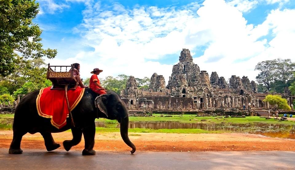 Angkor Wat Ferien