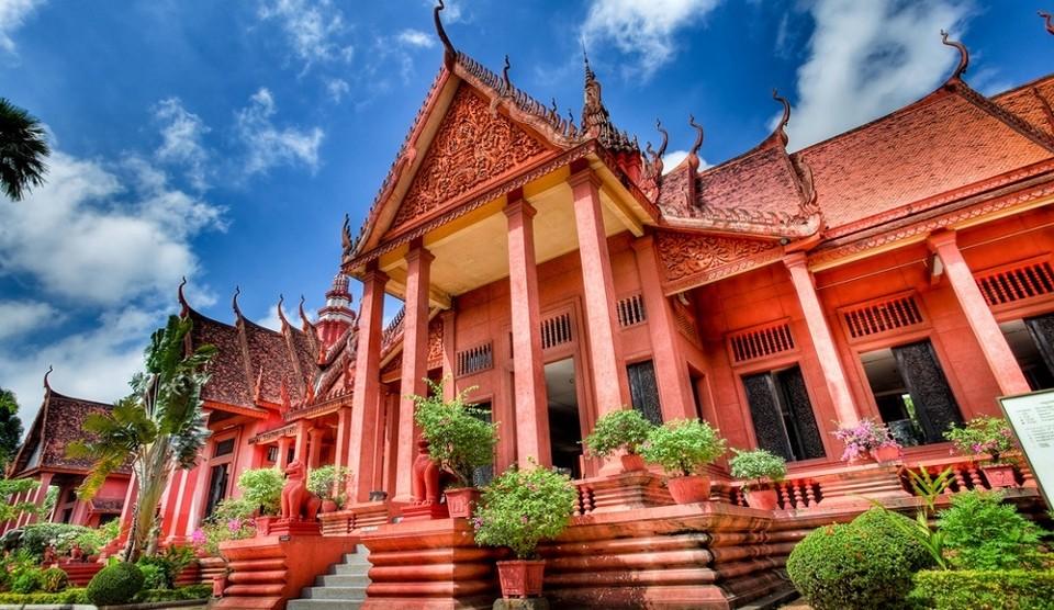 Phnom Penh Rundreisen