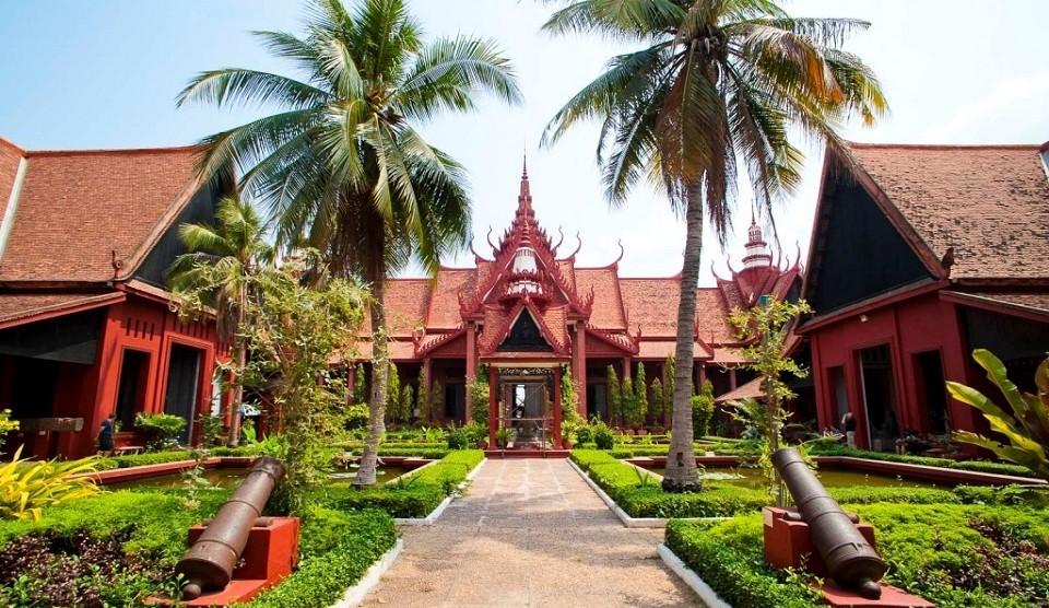 Phnom Penh Ferien