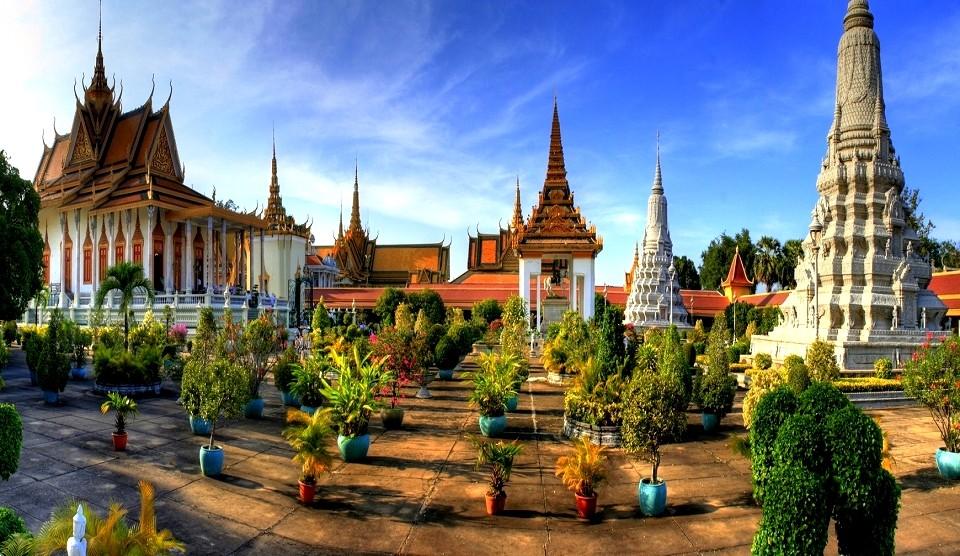 Phnom Penh Rundreise