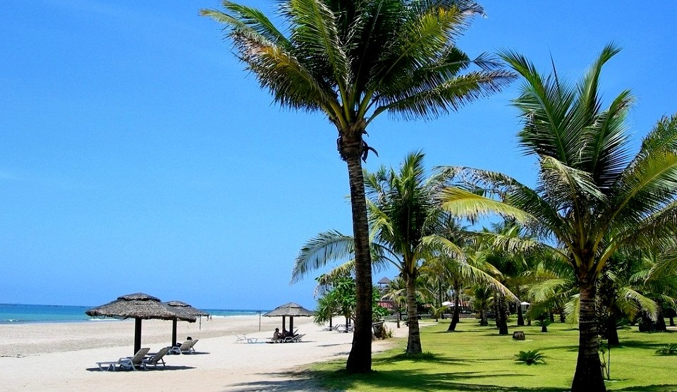 Ngwe Saung Traumstrand