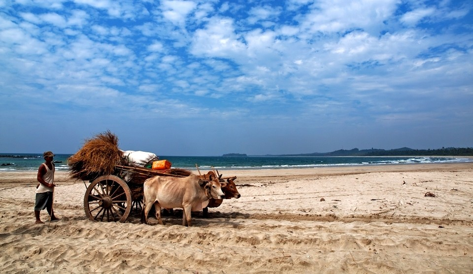 Ngwe Saung Myanmar