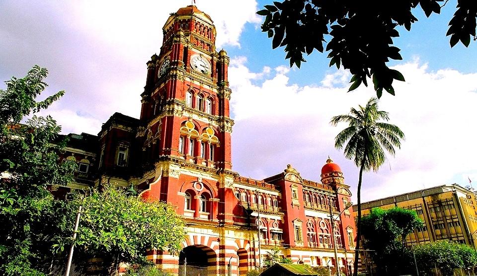 Yangon Rundreise