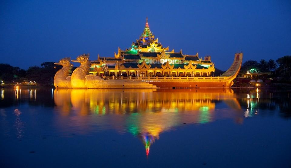 Yangon Ferien