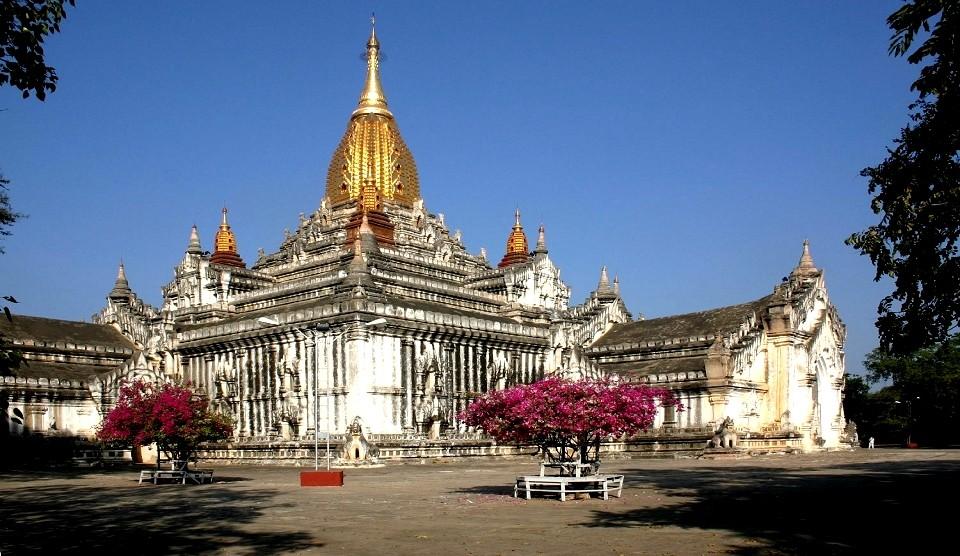 Bagan Tempelstadt