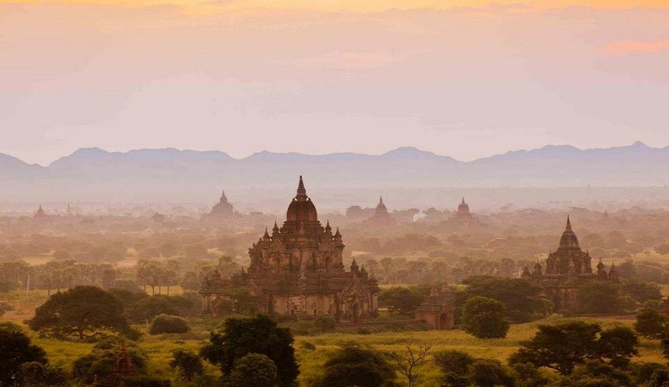 Bagan Rundreise