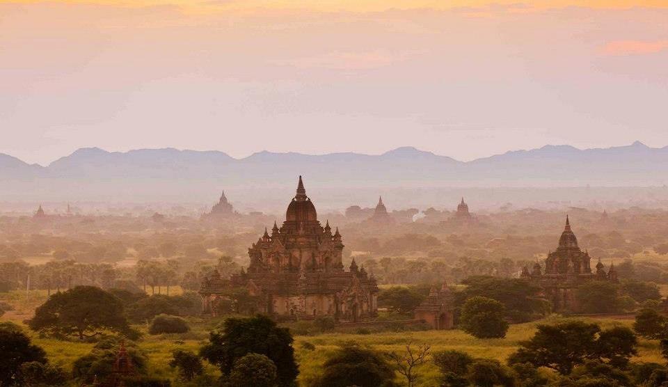 Bagan Rundreise