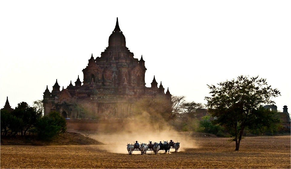 Bagan Rundreisen