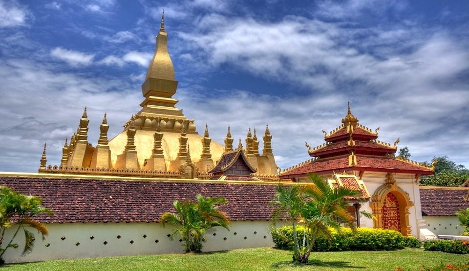 Vientiane Rundreise