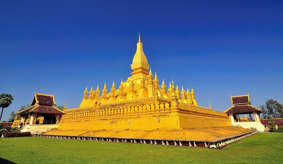 Vientiane Reise