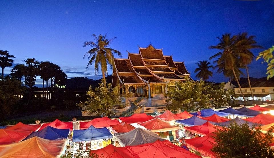 Luang Prabang Rundreisen