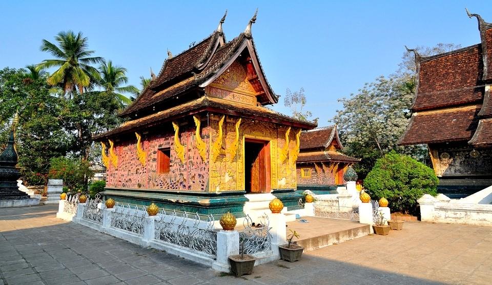 Luang Prabang Rundreise