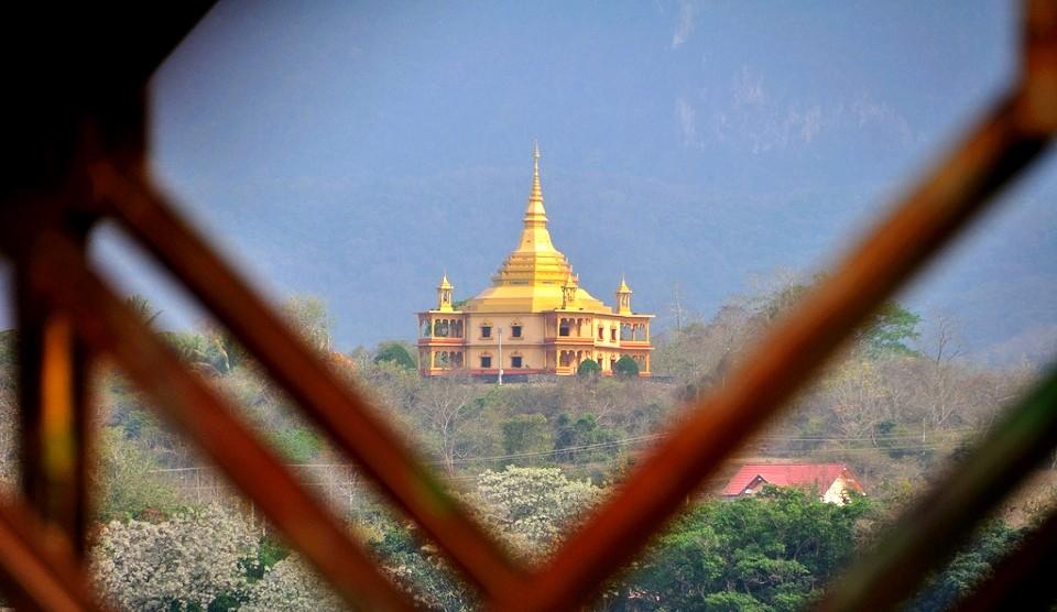Luang Prabang Reise