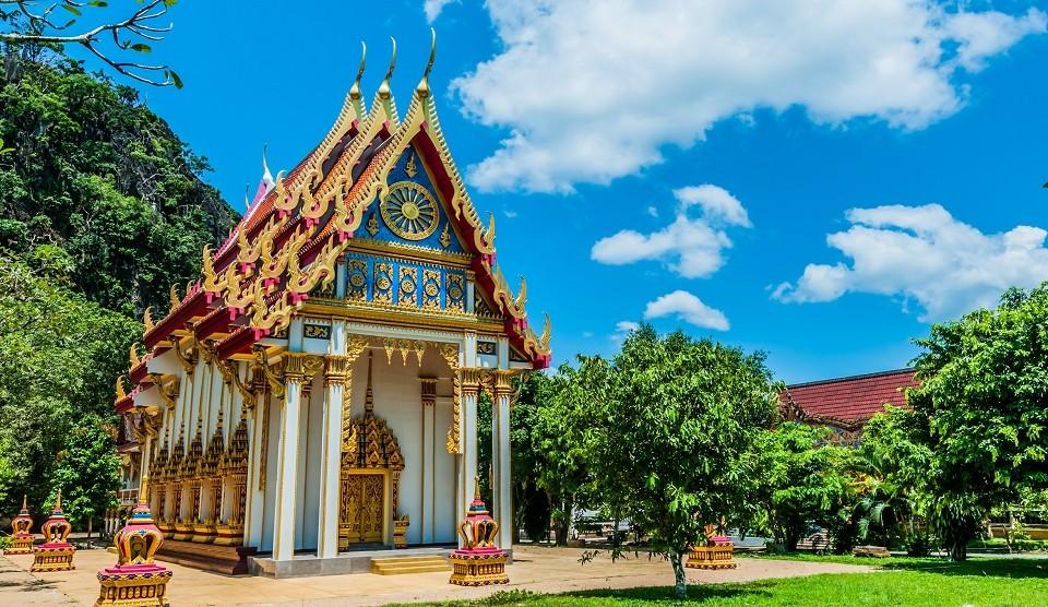 Phuket Reise