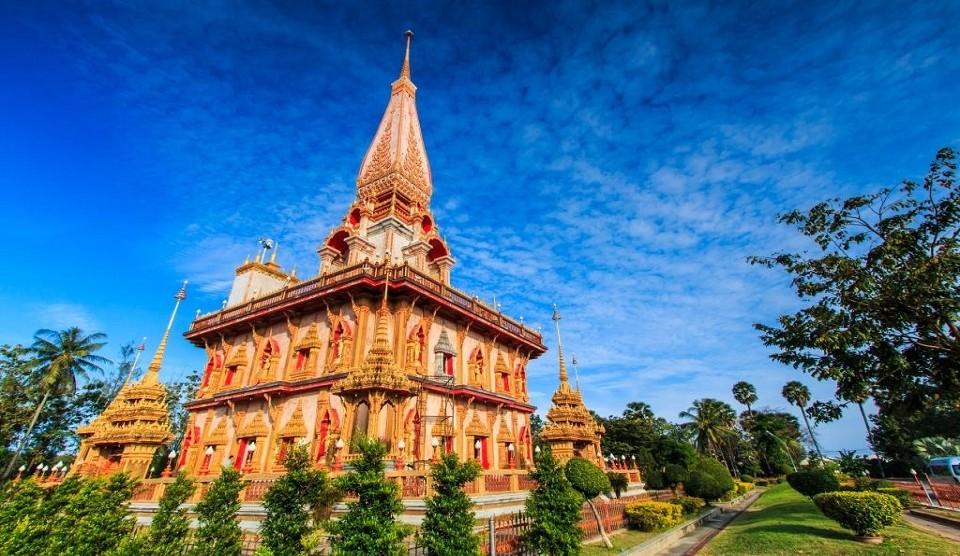 Phuket Ferien