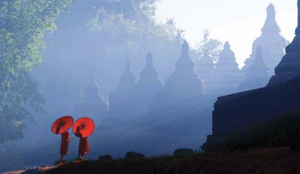 Burma Rundreise