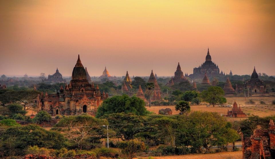 Burma Rundreisen