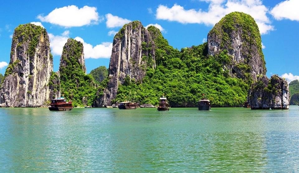 Vietnam Kreuzfahrt