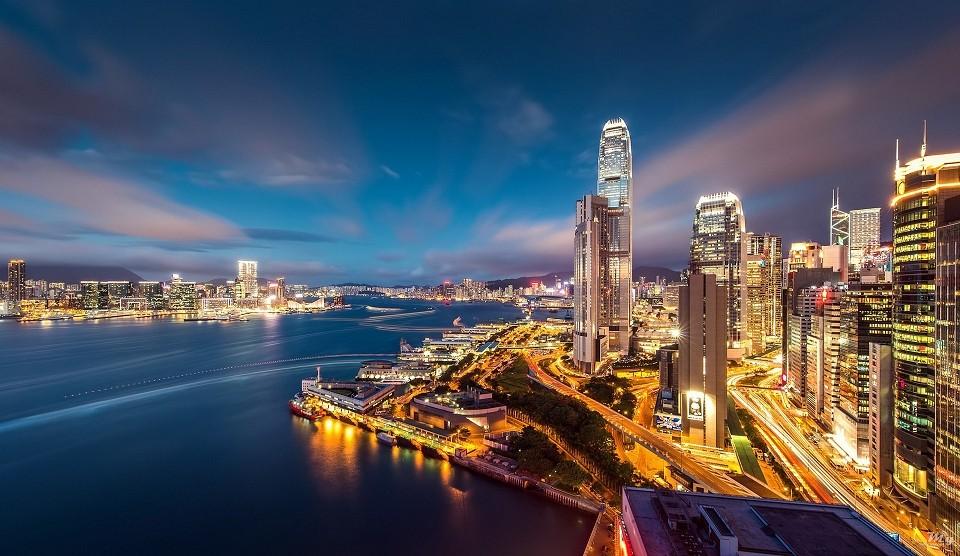 Hongkong Reise