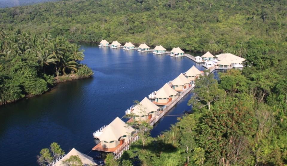 4Rivers Flusshotel - Tatai