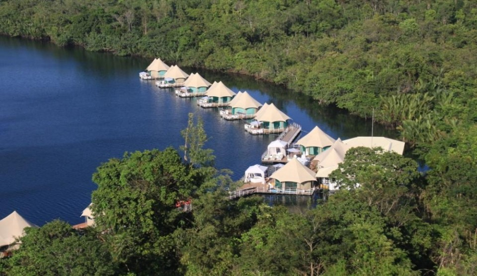 4 Rivers Eco Lodge - Tatai