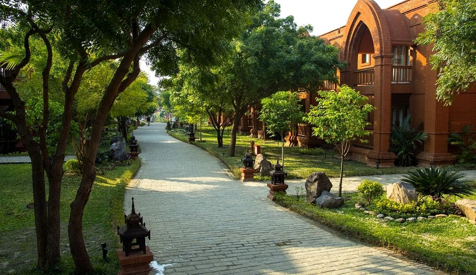 Heritage Resort - Bagan