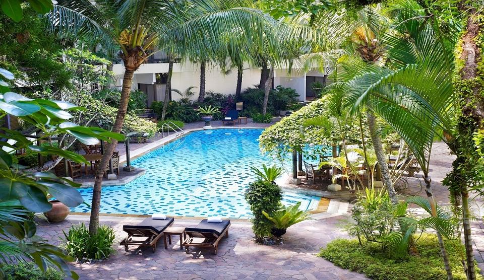 Goodwood Park - Singapur