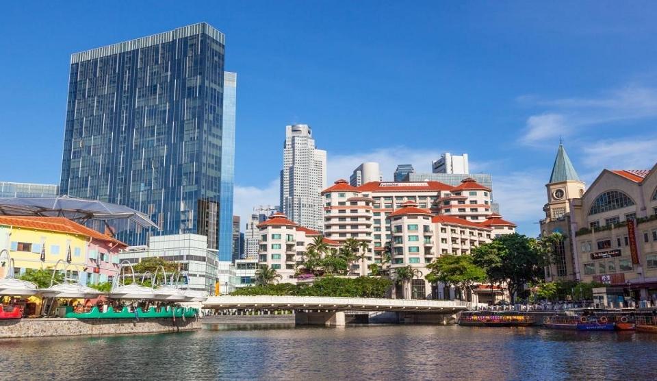 Swissotel Merchant - Singapur
