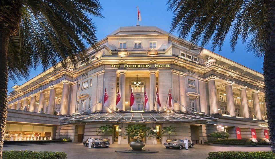 The Fullerton - Singapur