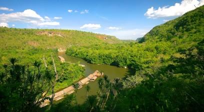 Dschungelabenteuer River Kwai