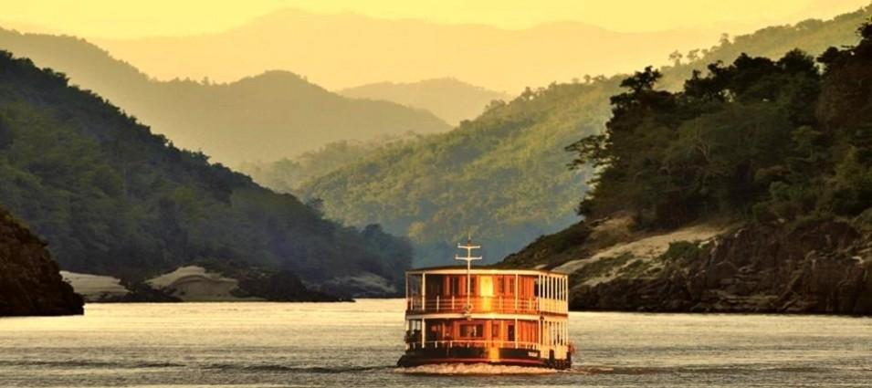 Flusskreuzfahrten in Asien