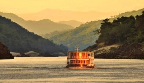 Mekong Laos Kreuzfahrt RV Pandaw