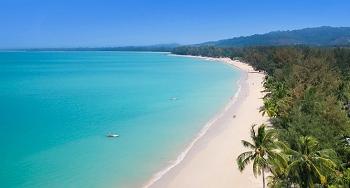 Der schönste Strand von Khao Lak