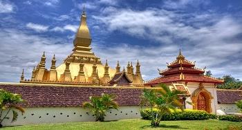 Laos - das Reich der Millionen Elefanten