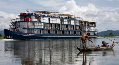 8 tägige Mekong Flussfahrt