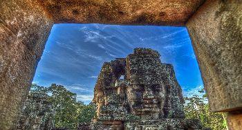 Das unbekannte Land der Khmer