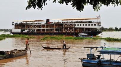 Traumhafter Mekong RV Pandaw