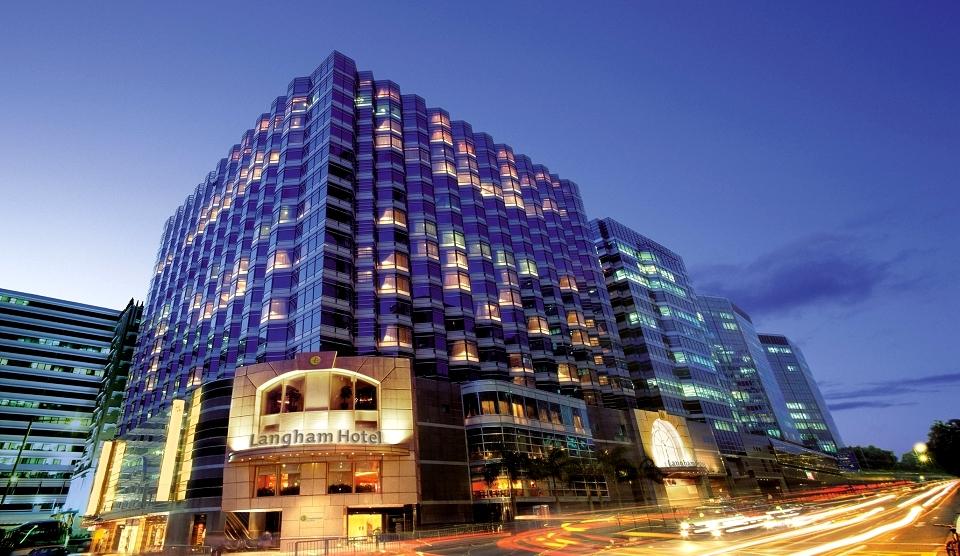 The Langham - Hongkong