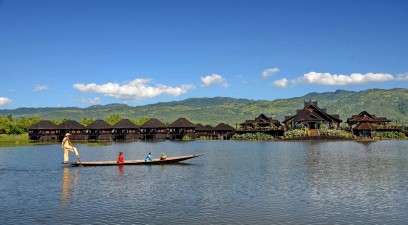 Myanmar Treasure - Inle Lake