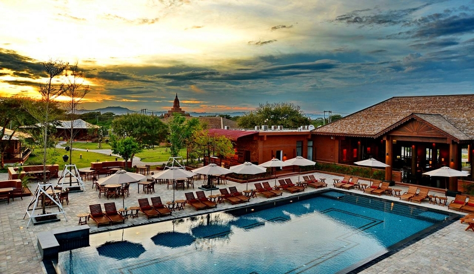 Bagan Lodge - Bagan