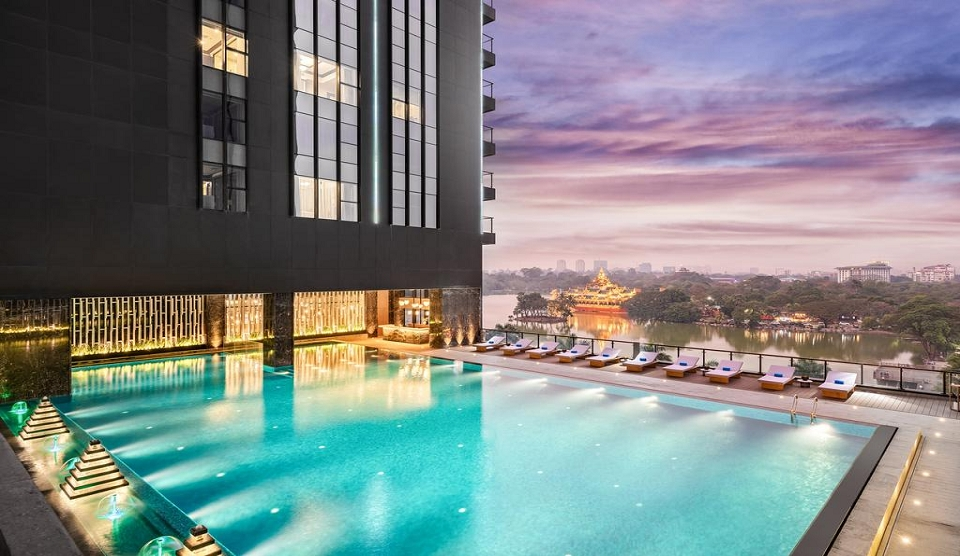 Wyndham Grand - Yangon